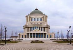 Husmottaganden i Grozny Royaltyfri Fotografi
