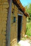 husmud Arkivbild