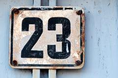 Husnummer Arkivbilder