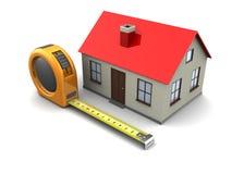 Husplanläggning stock illustrationer