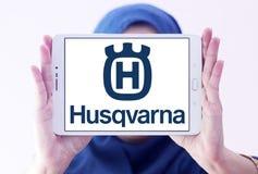 Husqvarna company logo Stock Image