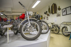 1961 husqvarna special cross, sweden Stock Photos