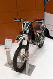 Husqvarna TE 250 MEO Replica motocross Royalty Free Stock Image