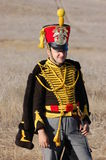 Hussar Royalty Free Stock Photo