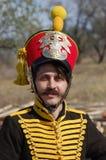 Hussar Stock Photo