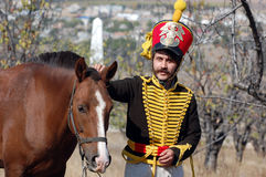Hussar Royalty Free Stock Images