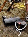 Hussar ammunition Stock Images