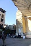 Hussein Mosque - Fatimid Cairo Stock Photos
