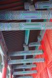 Husstrålen Arkivbild
