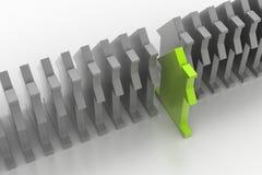 hussymbol för modell 3d Arkivfoto