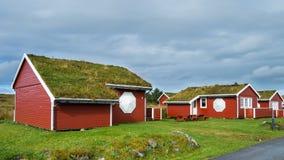Hustadvika Guesthouse Stock Image