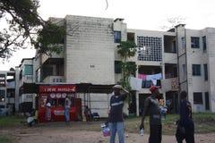 hustlers mombasa Arkivfoto