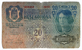 Husz krona Royalty Free Stock Image