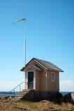 Hut 04 van het strand Stock Fotografie