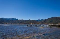 Hut dat in het water verdrinkt Royalty-vrije Stock Fotografie