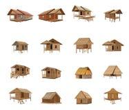Free Hut Design Stock Photo - 95543920