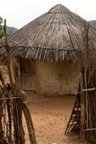 Hut in Dindefelo. Hut  Senegal Africa Travel Architecture Stock Images