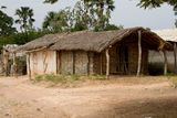 Hut in Dindefelo. Hut  Senegal Africa Travel Architecture Stock Photography