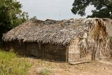 Hut in Dindefelo. Hut  Senegal Africa Travel Architecture Stock Photos