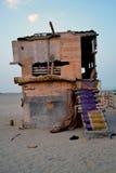 Hut old. Hut Stock Image