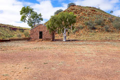 Hut in outback Australia. Royalty Free Stock Photos