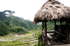 Hut - Philippines Royalty Free Stock Images