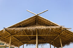 Hut thai style Royalty Free Stock Images