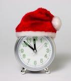 Hut von Weihnachtsmann Lizenzfreie Stockfotos