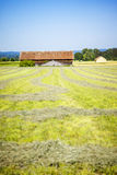 Hut Weilheim. An image of a hut near Weilheim Bavaria Germany Royalty Free Stock Image