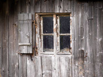 Hut and window (13) Royalty Free Stock Photography