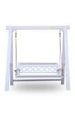 huśtawkowy krzesła drewno Fotografia Stock
