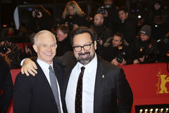 Hutch Parker, directeur James Mangold Stock Foto
