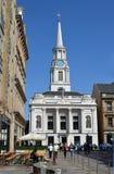 Hutchesons` Hall, Ingram Street, Merchant City, Glasgow, Scotlan royalty free stock photography