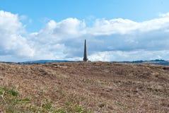 Hutchesons monument Arkivfoton