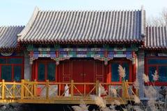 Hutong胡同在北京 库存照片