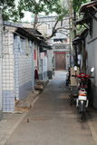 Hutong Stock Images