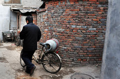 Hutong Royalty Free Stock Images