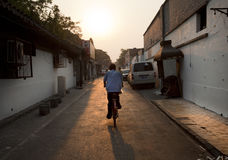Hutong Stock Photography
