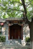 Hutong dans la vieille ville de Pékin Images stock