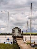 huts Imagens de Stock Royalty Free