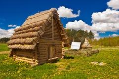 Huts Royalty Free Stock Photos