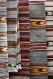 Hutsul rugs Stock Image