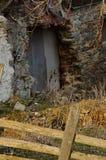 Hutte abandonnée Image libre de droits