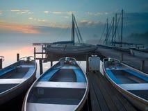 Huur een boot Royalty-vrije Stock Foto