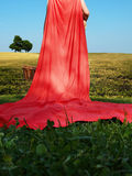 huv little röd ridning Royaltyfri Bild