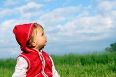 huv little röd ridning Royaltyfria Bilder