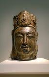 Huvud av bodhisattvaen Royaltyfria Foton