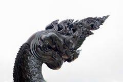 Huvud av draken Arkivbilder