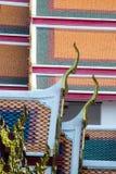 Huvud av Garudaen Royaltyfri Fotografi