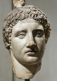 Huvud av Hermes Arkivbilder